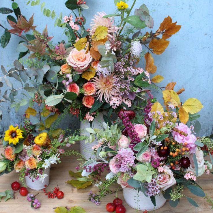 Floral suite