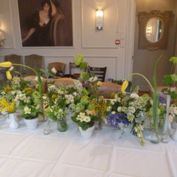Flowers table 3