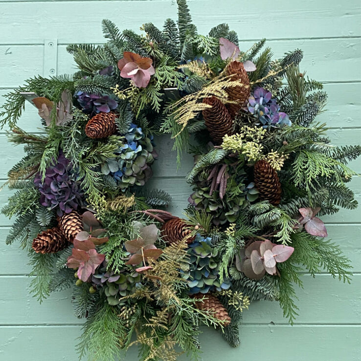 Posh wreath